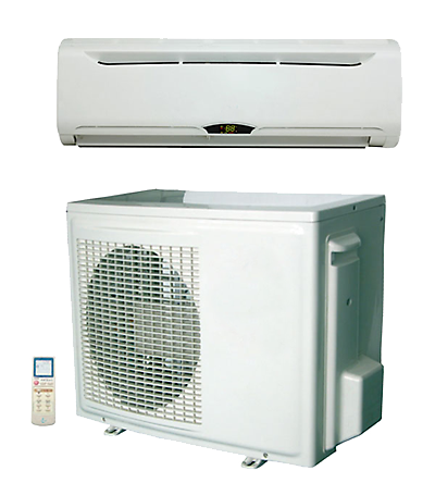 AIR CONDITIONING AND WARM AIR HEATING EQUIPMENT AND COMMERCIAL AND